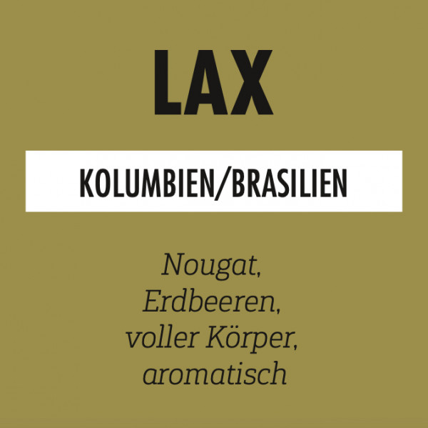 LAX - 100% ARABICA - limited